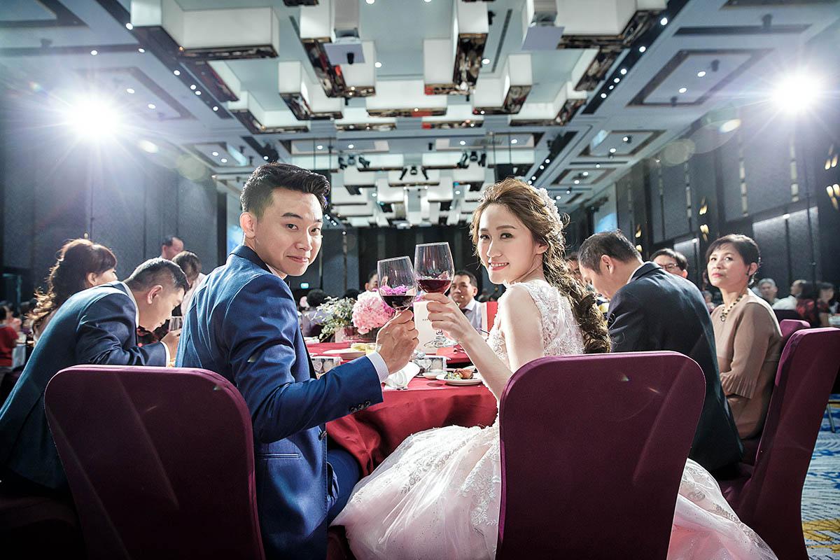 婚禮紀錄,婚攝,板橋凱撒,婚禮攝影