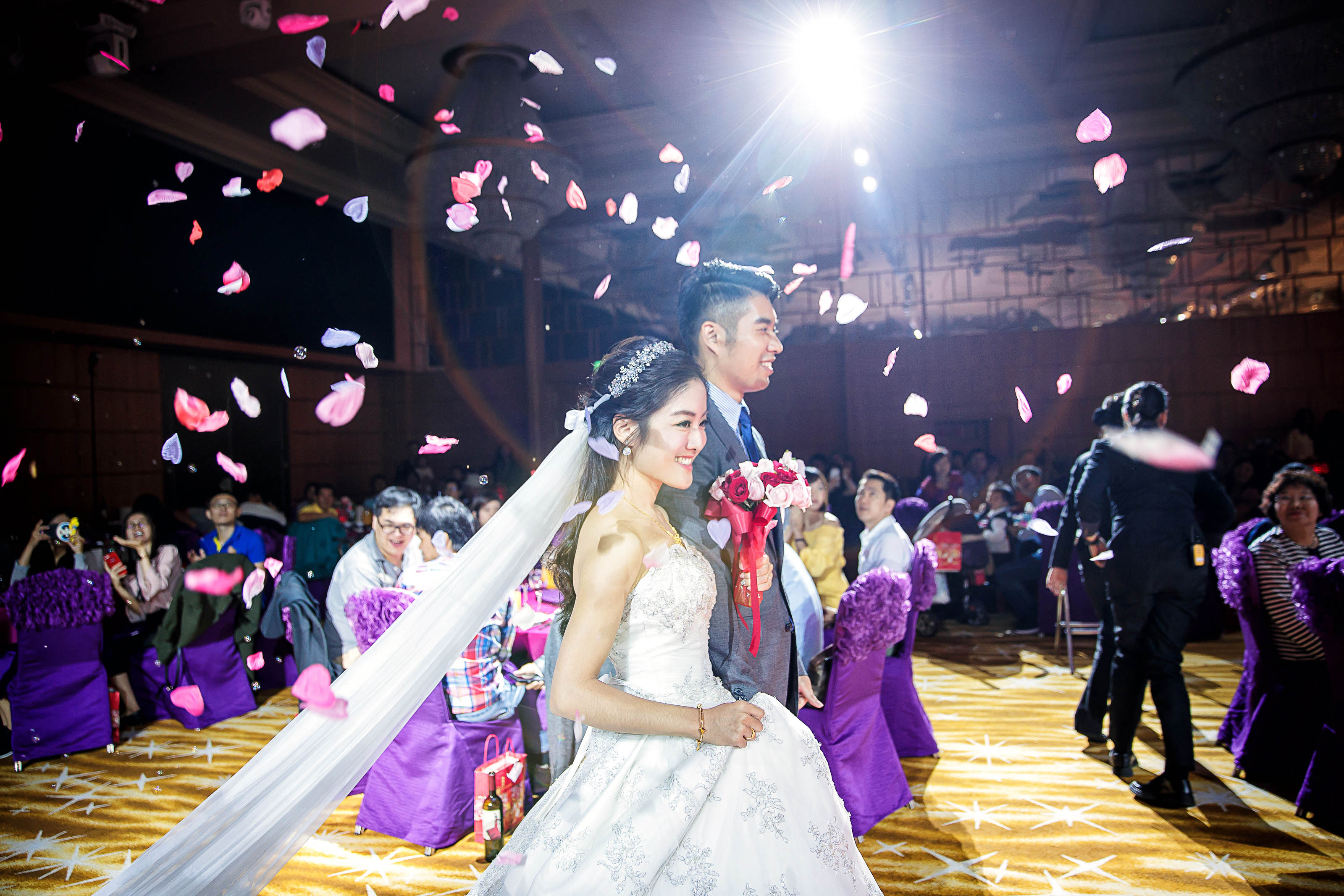 婚禮紀錄,高雄漢來,漢來飯店,婚攝,婚禮攝影