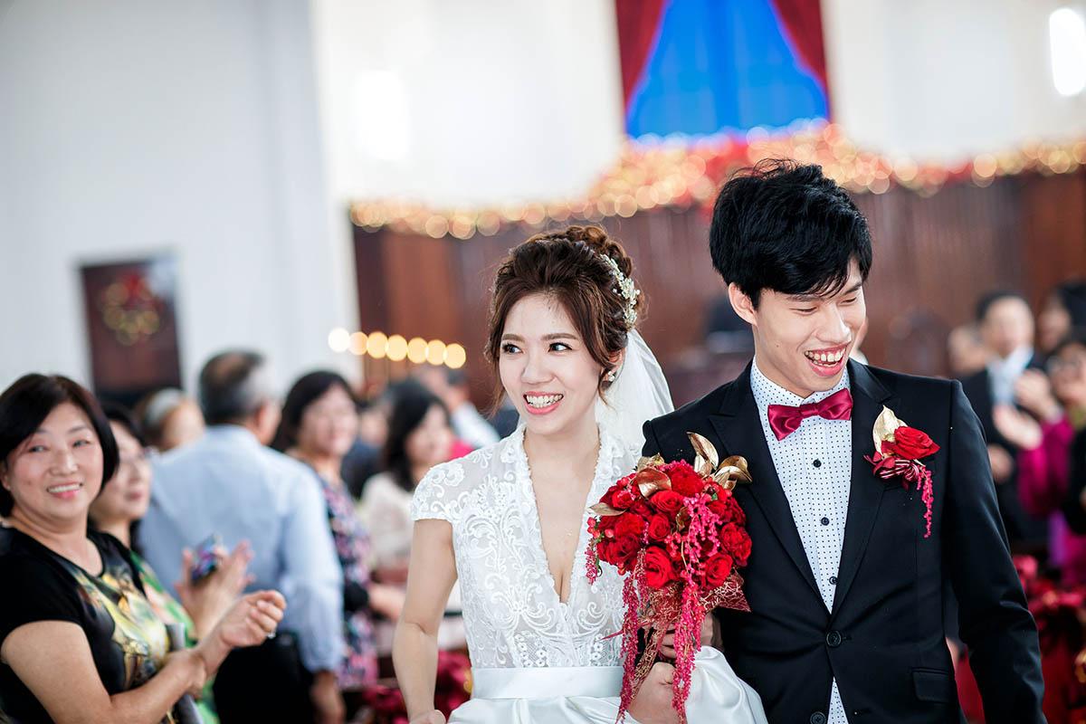婚禮紀錄,教堂證婚,婚攝,婚禮攝影